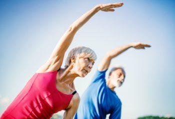 Activité Yoga Senior