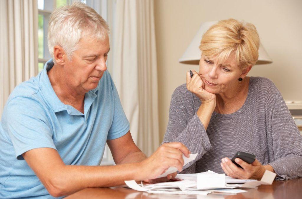 Couple Senior Calcul Retraite Retrep