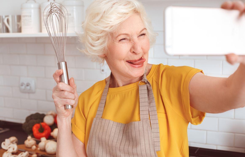 Cuisine Senior Activité