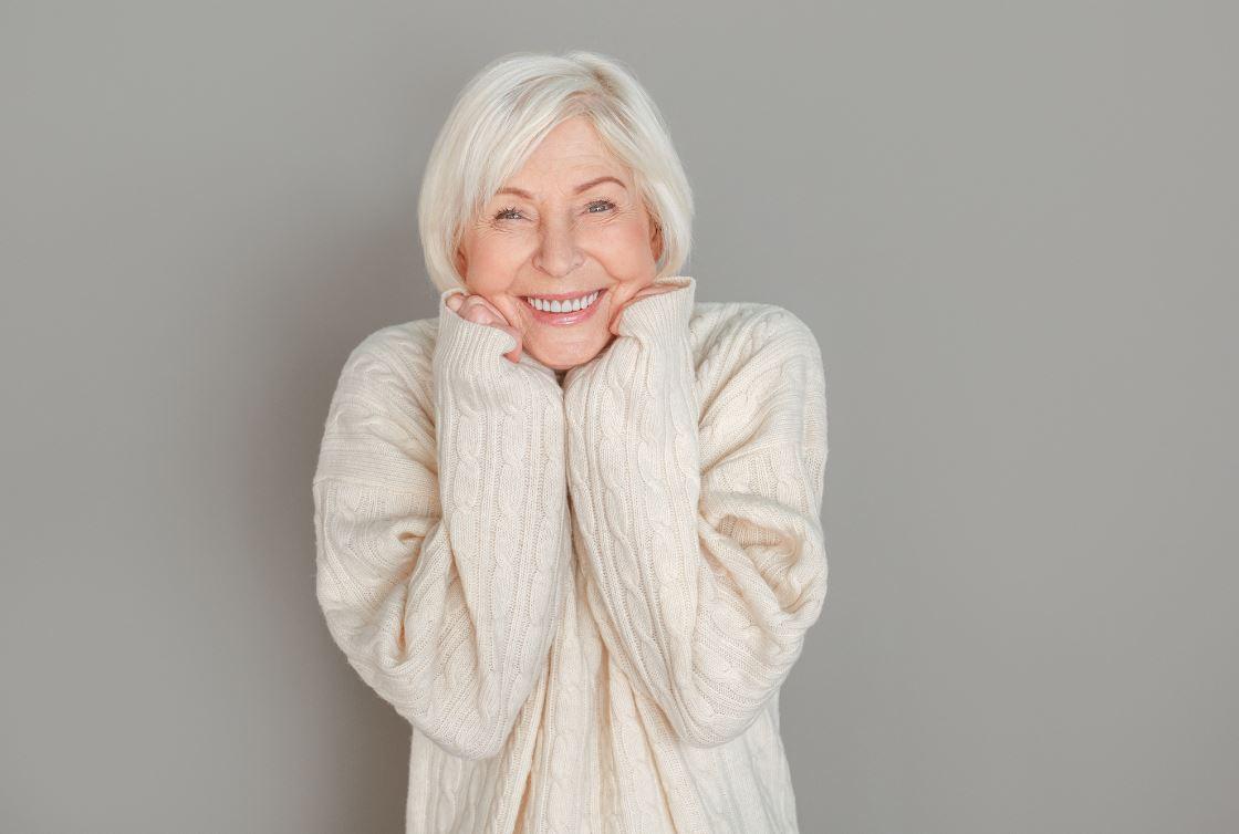 Femme Senior Mannequin