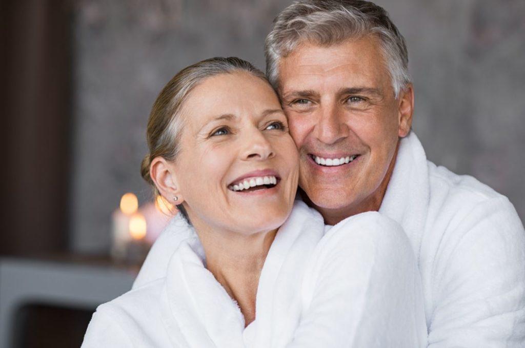Sexualité Amour Senior épanoui