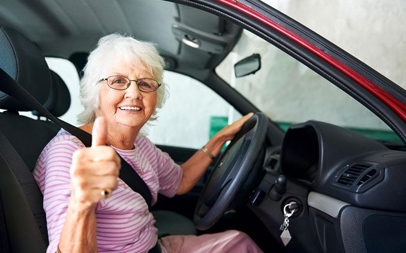 Conduire avec une Prothese De Hanche