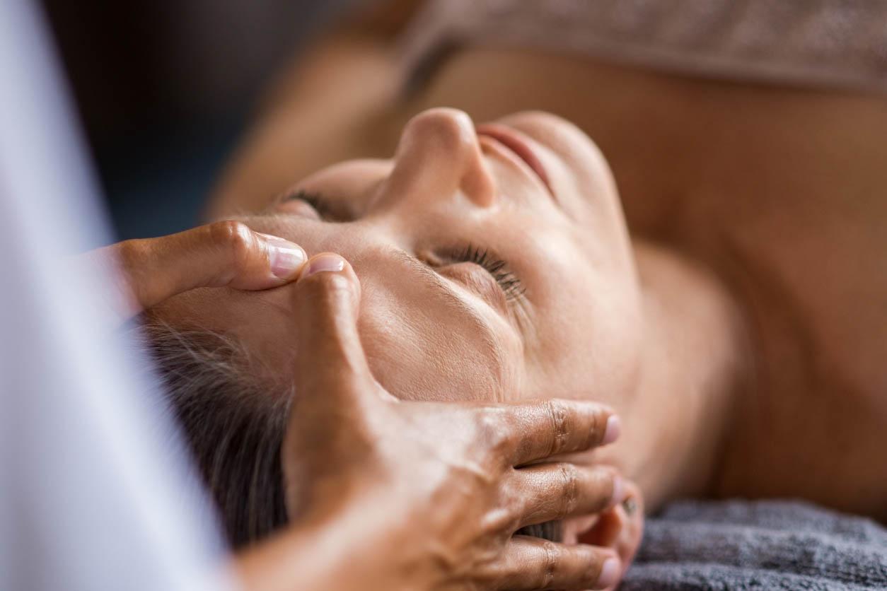 Traitement facial Plastithérapie