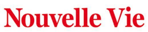 Logo Nouvelle Vie Magazine