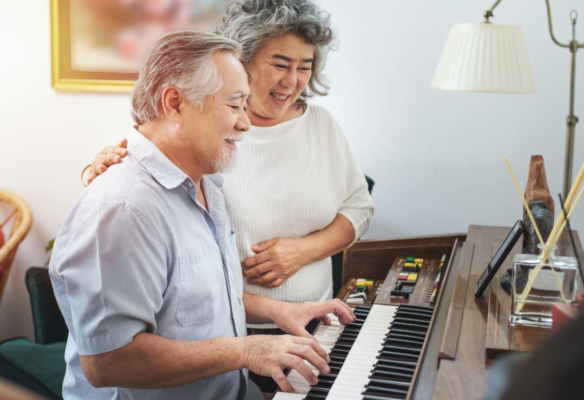 Apprendre Piano A 60 Ans