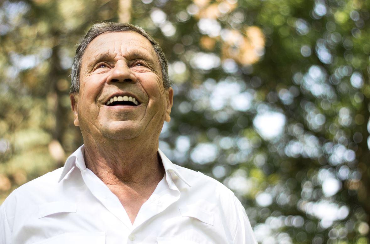 Donner Sens A Sa Vie Senior Heureux