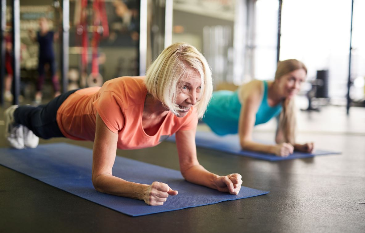 Entrainement Sport Exercice Senior