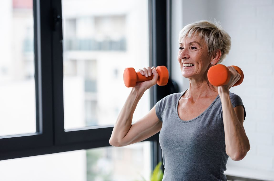 Musculation Senior Sport