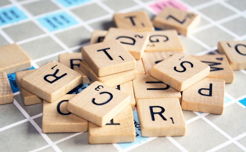 Scrabble Jeu Senior