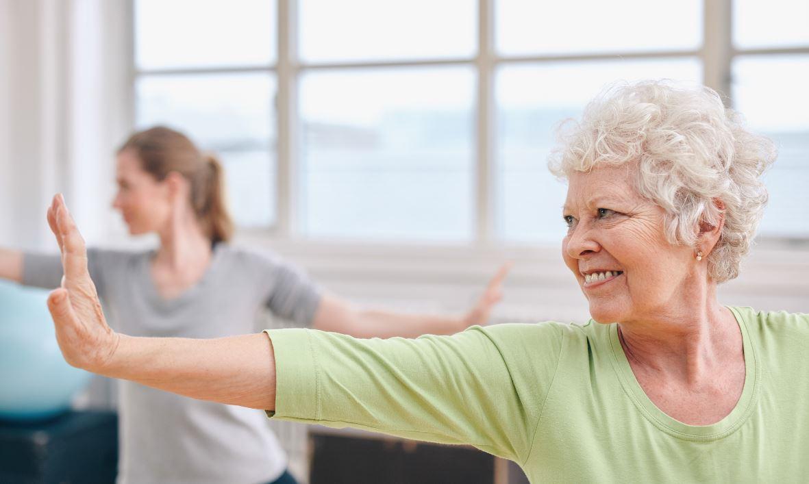 Senior Yoga Meilleures Postures