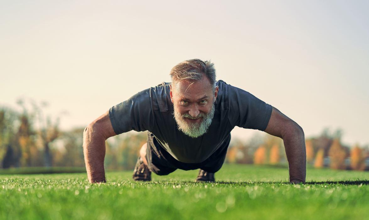 Sport Musculation Senior