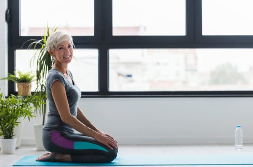 Yoga Senior Meilleures Postures
