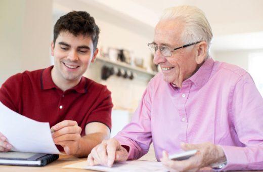 Garde Personne Agee Contre Logement
