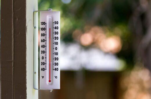 Canicule Haute Temperature Danger
