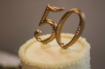 Feter 50 Ans Mariage Noces Or