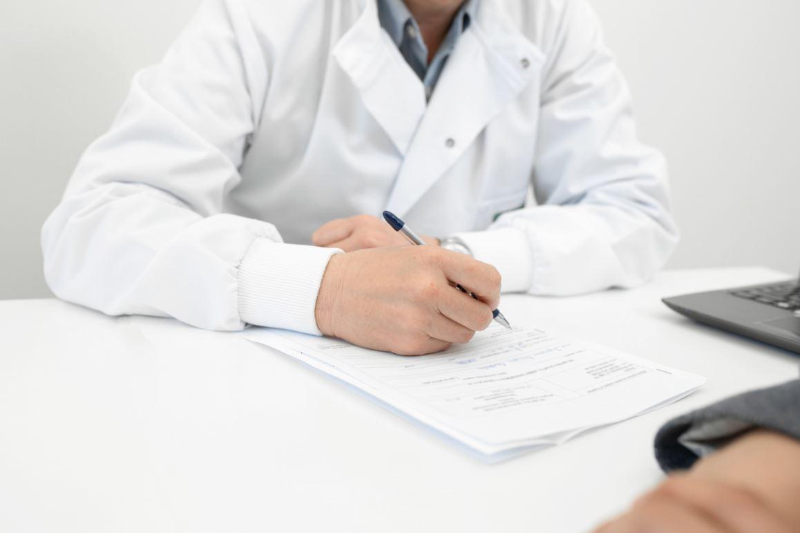 Medecin Problemes Urinaires Senior