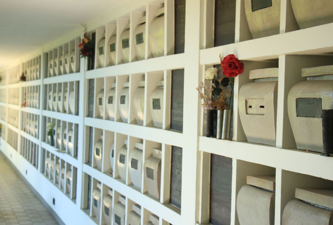 Columbarium Cendres Cremation