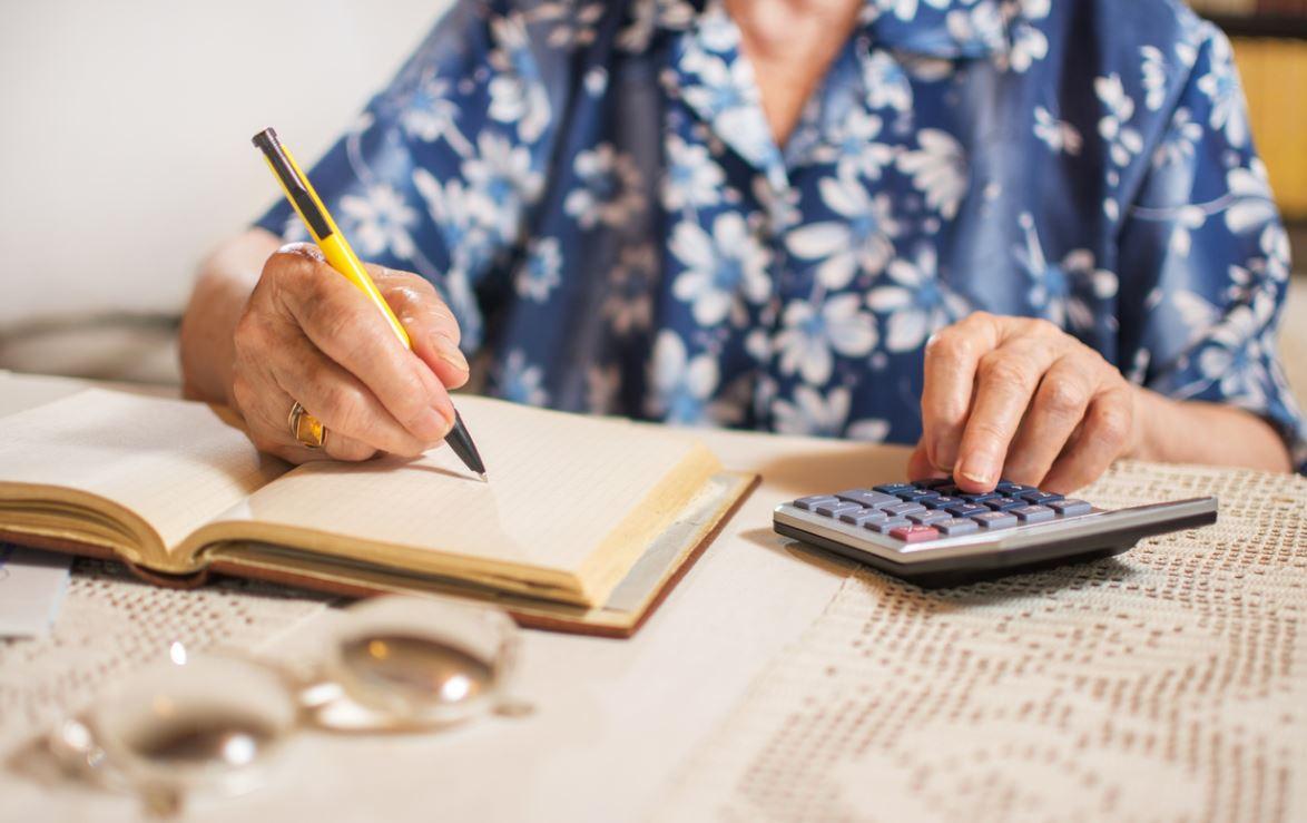 Minimum Vieillesse Senior Argent
