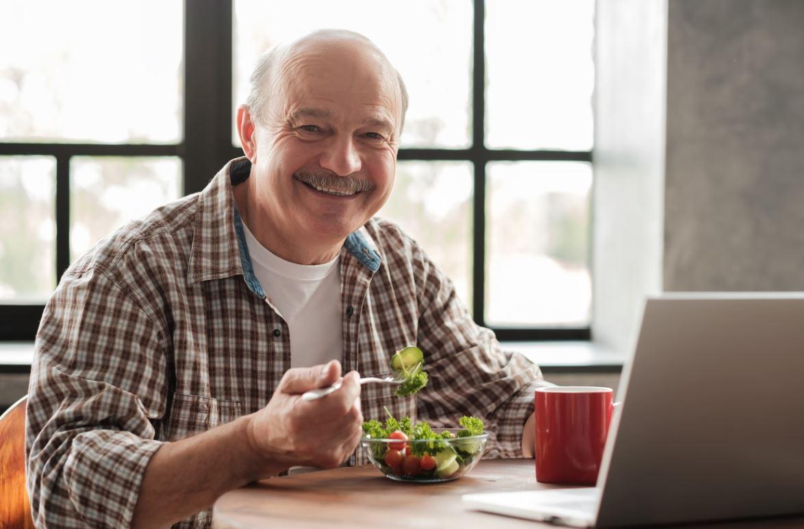 Conseils Alimentation Senior