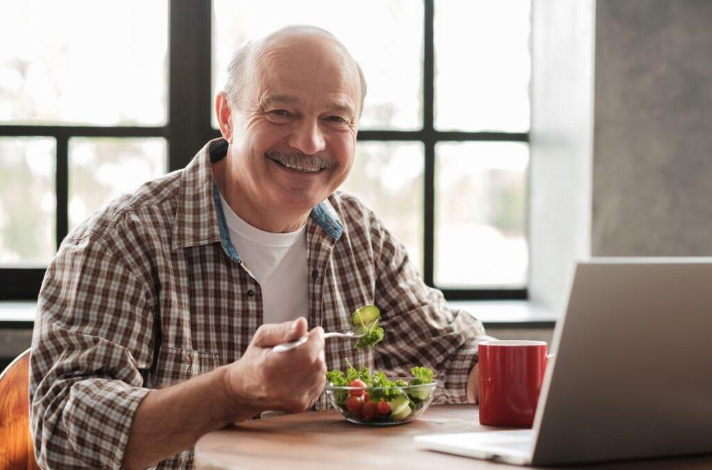 Carences Alimentaires Senior