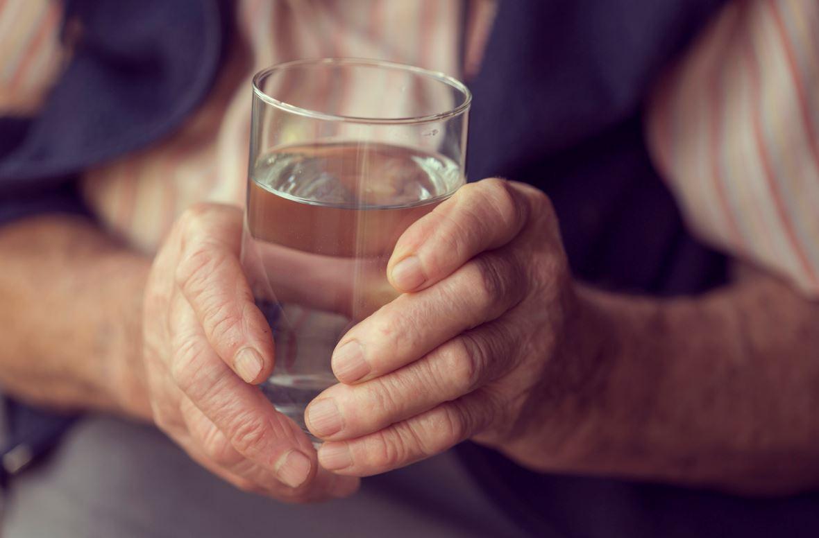 Déshydratation Personne âgée