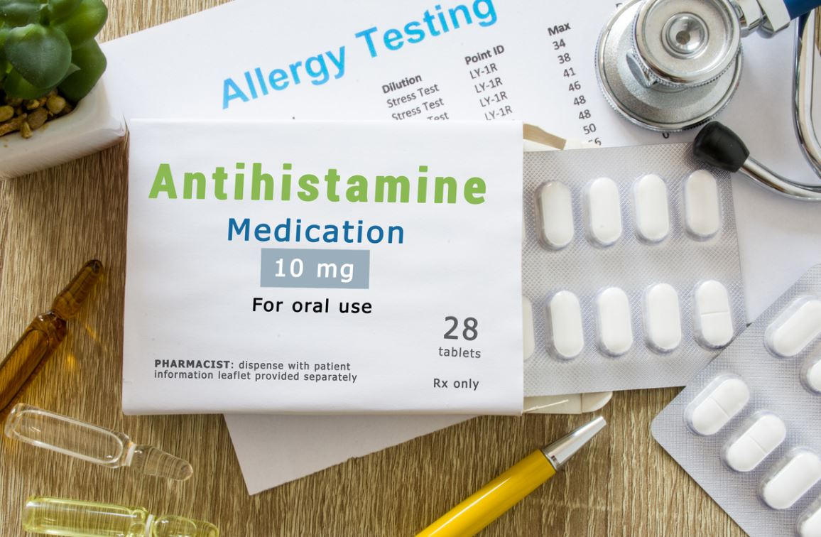 Desloratadine Antihistaminique Allergies