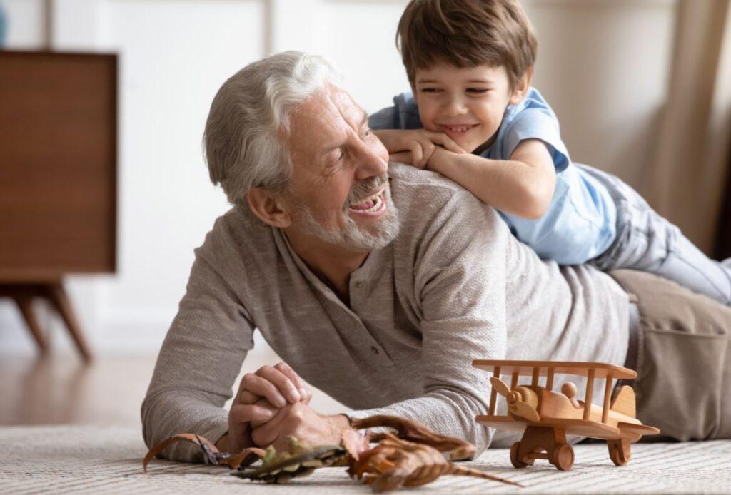 Droit Visite Grand Parents