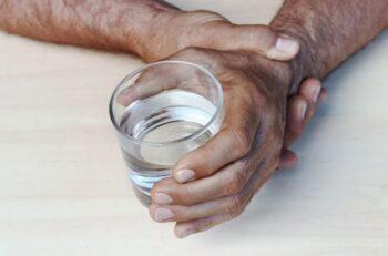 Senior Déshydratation