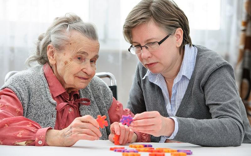 Puzzle Memoire Senior