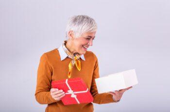 Cadeau Femme 60 Ans