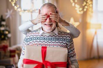 Cadeau Homme Senior
