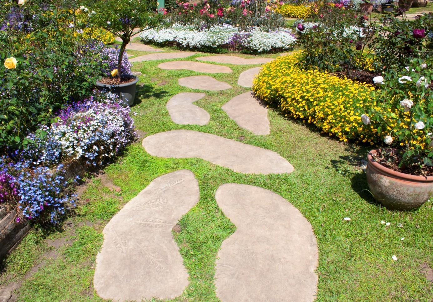 Jardin Structuré