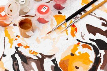 Peinture Numeros Cadeau Idee
