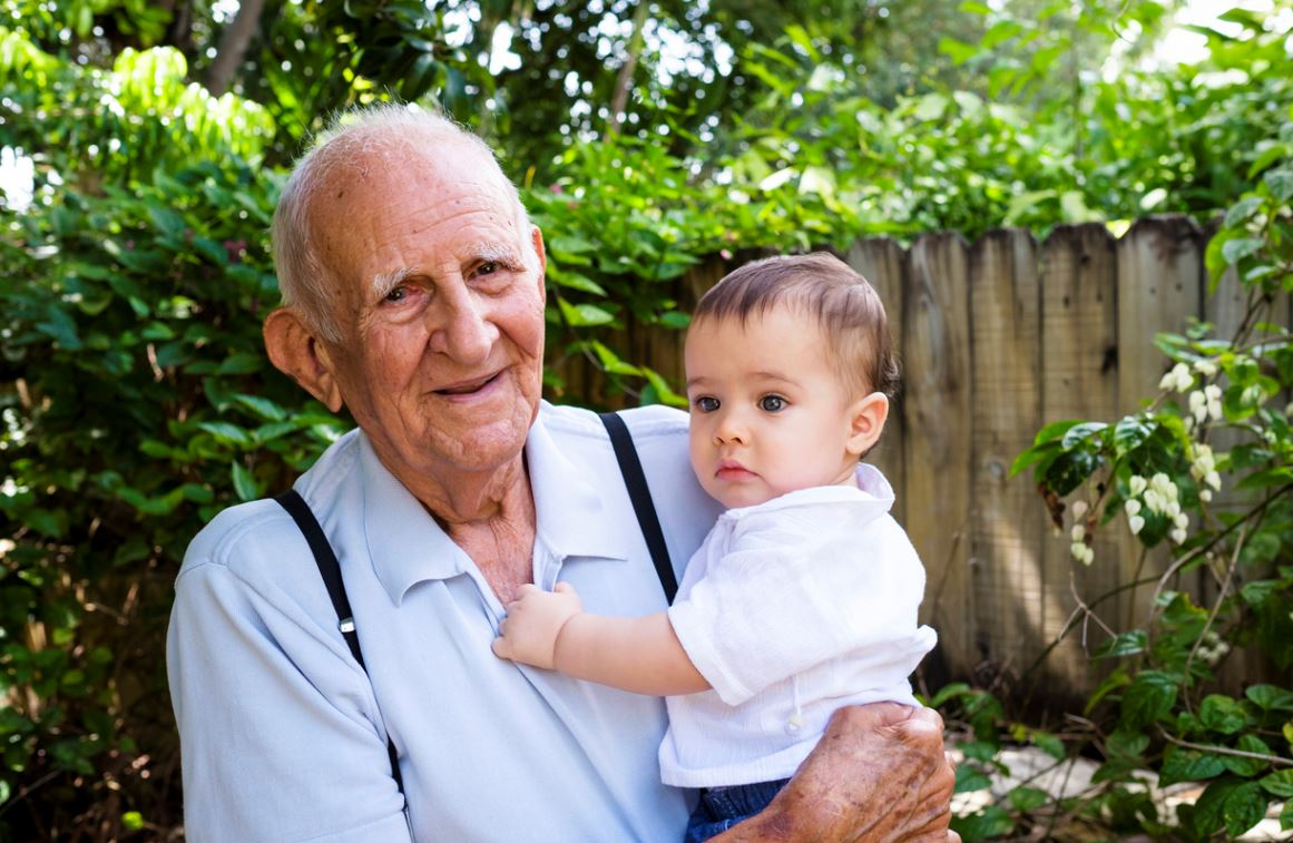 Arrière Grand Père