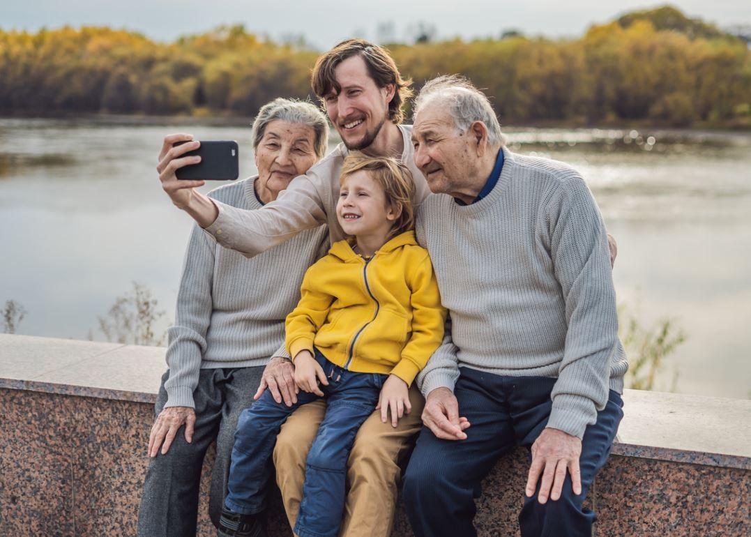 Arrière Grand Parents