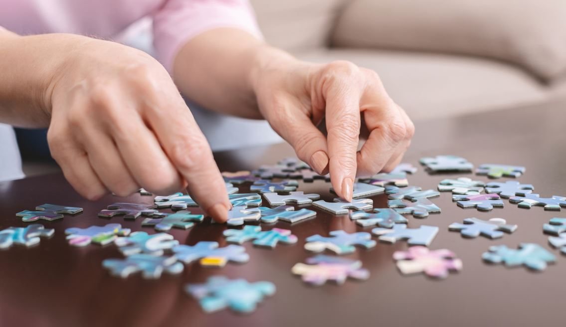 Jeu Pour Travailler La Mémoire Puzzle