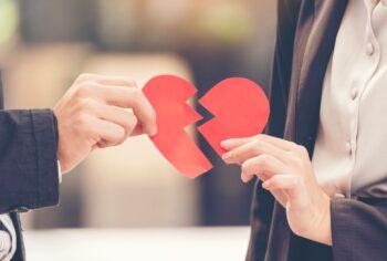 Coeur Brisé Séparation