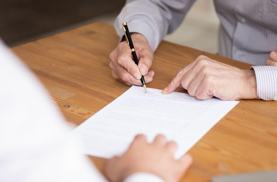 Signer Document Officiel