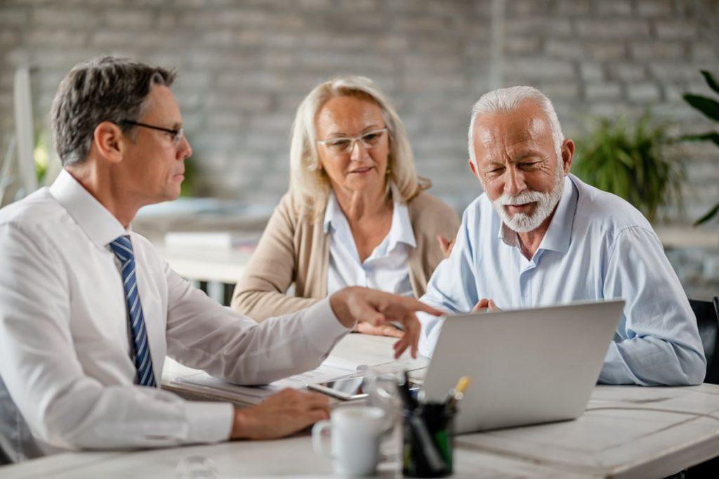 Senior Emprunt Crédit Argent